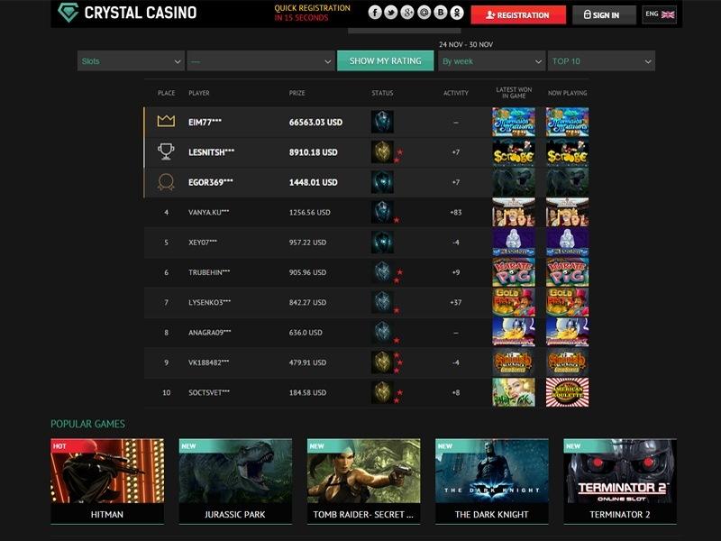 Best online casino slots for real money