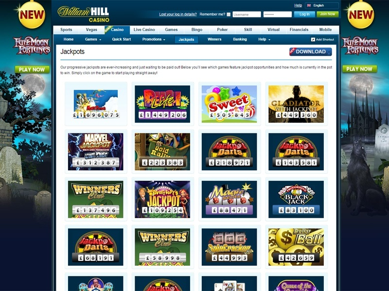 эпискописи казино william hill